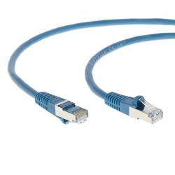 CAT6A SSTP  15 m Blue Cable