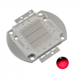 20 W Red LED