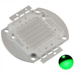 30 W Green LED