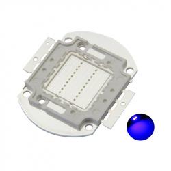 20 W Blue LED