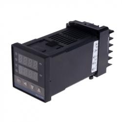 REX-C100FK02-V*AN DA Temperature Controller (K Type Input, Solid State Relay Output)