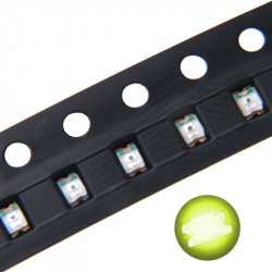 0603 Yellow-Green LED
