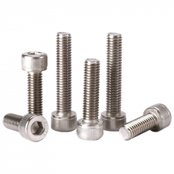 M4x90 mm Hexagonal Head Screw