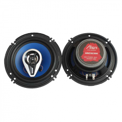 Set of 2 Auto Speakers 6'' 2306
