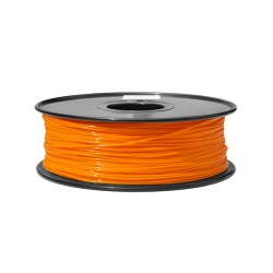 3D ESUN PRINTER 1.75 mm 1.3 Kg ABS Filament - Orange