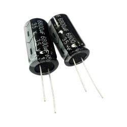 Electrolytic Capacitor 6800 uF, 35 V