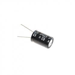 Electrolytic Capacitor 470 uF, 63 V
