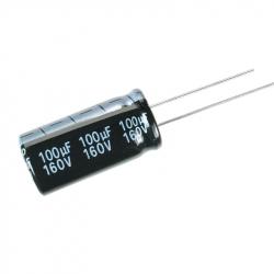 Electrolitic Capacitor 100 uF, 160 V