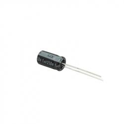 Electrolytic Capacitor 1 uF, 250 V