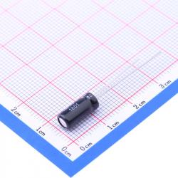 Electrolitic Capacitor 2.2 uF, 100 V