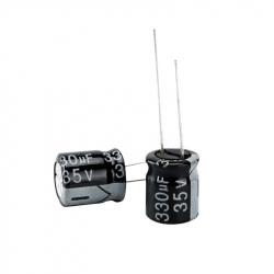 Electrolytic Capacitor 330 uF, 35 V