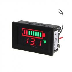 Battery Voltmeter (12V)