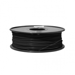 1.75 mm 1 kg ABS Filament for 3D Printer - Black