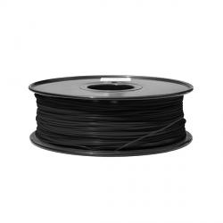 Filament pentru imprimanta 3D 1.75 mm ABS 1 kg - Negru