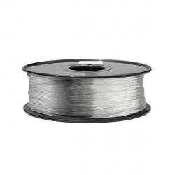 1.75 mm 1kg ABS Filament for 3D Printer - Transparent