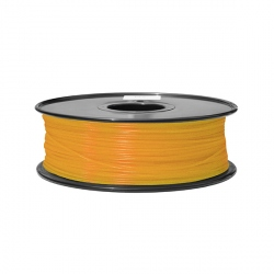 1.5 mm 1.3 kg ABS  Filament for 3D Printer - Fluorescent Orange