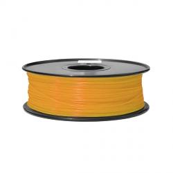 Filament pentru Imprimanta 3D 1.75 mm ABS 1 kg - Galben Fluorescent