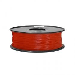 Filament pentru Imprimanta 3D 1.75 mm ABS 1 kg - Rosu Fluorescent