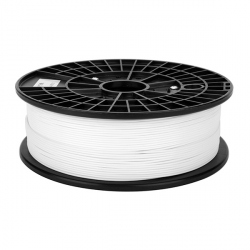 1.75 mm, 500 g PLA Flexible Filament for 3D Print - Rite Printer - White