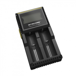 Nitecore Digicharger D2 EU Battery charger