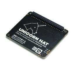 Pimoroni Unicorn HAT - RGB LED Matrix For Raspberry Pi