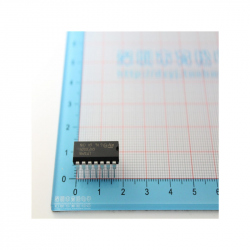 LM324 Operational Amplifier (DIP-14)