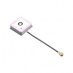 GPS uFL Passive Antena, 1 dBi Gain ( For FONA)