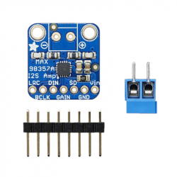 Adafruit I2S 3W Class D Amplifier Breakout - MAX98357A