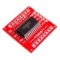 PCF8575 16-bit Quasi-Bidirectional I2C and SMBus I/O Expander