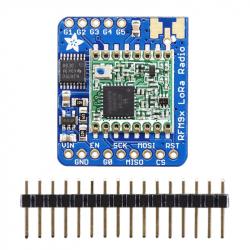 Radio LoRa Adafruit Module RFM95W 868 MHz