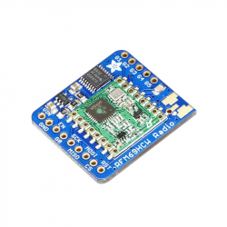 Radio Module Adafruit RFM69HCW 868 or 915 MHz