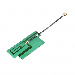 GSM / Cellular Antenna Quad Band Slim Sticker Type 3dBi uFL