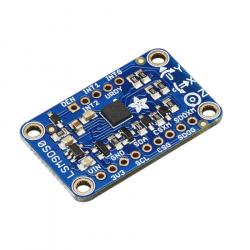 Adafruit 9-DOF module and LSM9DS0 Temperature Sensor