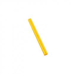 Bară de Plastic Găurită de 9.5 cm