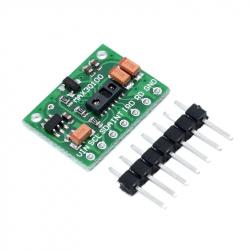 Green MAX30100 Heart Rate Sensor Module