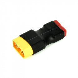 XT60 Male to T Female Connector