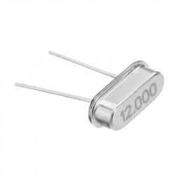 12 MHz Crystal (HC49S)