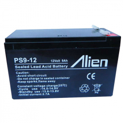 Lead-Acid Battery (12 V, 9 A)