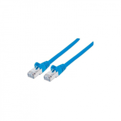 20 meters CAT7 SFTP Patch Cable Blue
