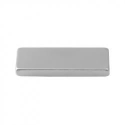 Neodymium Block Magnet 50x20x5 Thick N38