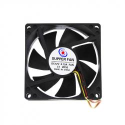 CY205/A 12 V 80x80x25 mm Fan