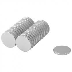 Neodymium Disc Magnet 20x2 Thick N38