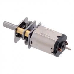 Micro Motor Pololu HPCB 380:1 12 V cu Ax Extins