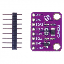 PCA9306 Bidirectional I2C and SMBus Level Shifter Module