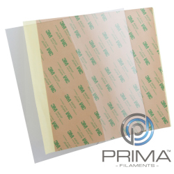 PrimaFil PEI Ultem sheet 130x145mm-0,5mm