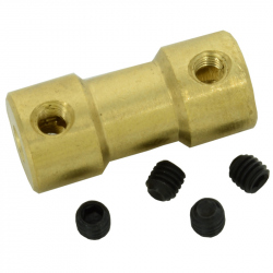 2mm to 4mm Coupling Hub