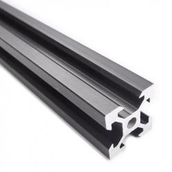 V-Slot Black Aluminium Profile 10 cm