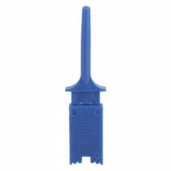 SMD Test Clip Blue