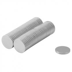 Neodymium Disc Magnet 15x2 Thick N38