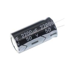 Electrolitic Capacitor 2200 uF, 50 V